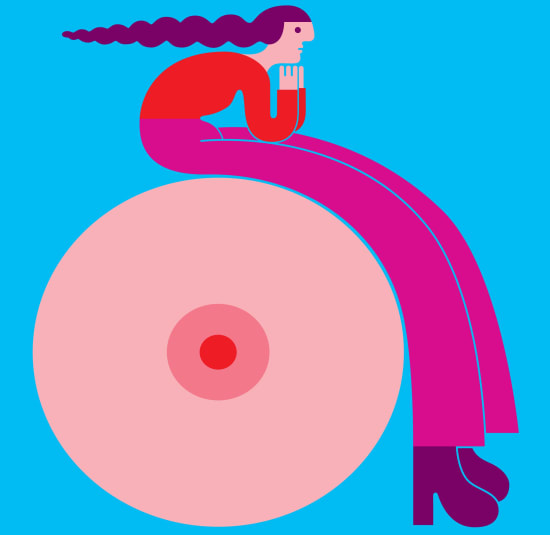 Illustration by Melinda Beck