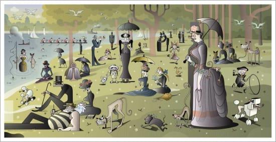 Illustration by Patrick Regout