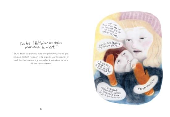 Illustration by Emilie Leduc