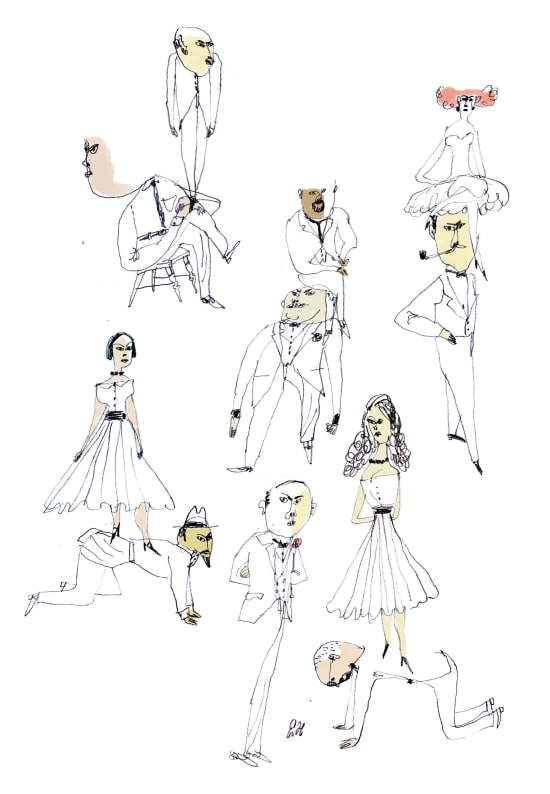 Illustration by Eric Hanson