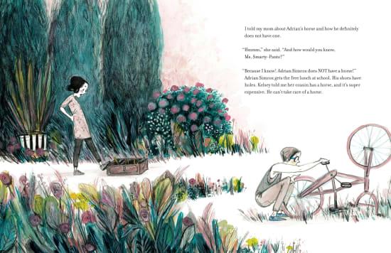 Illustration by Corinna Luyken