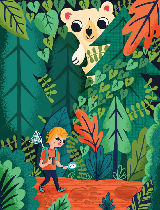 Illustration by Allison Cole