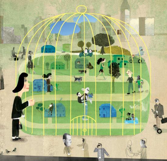 Illustration by Natalie Waksman Shenker