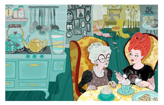Illustration by Cecilia Granata