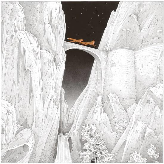 Illustration by Einar Turkowski