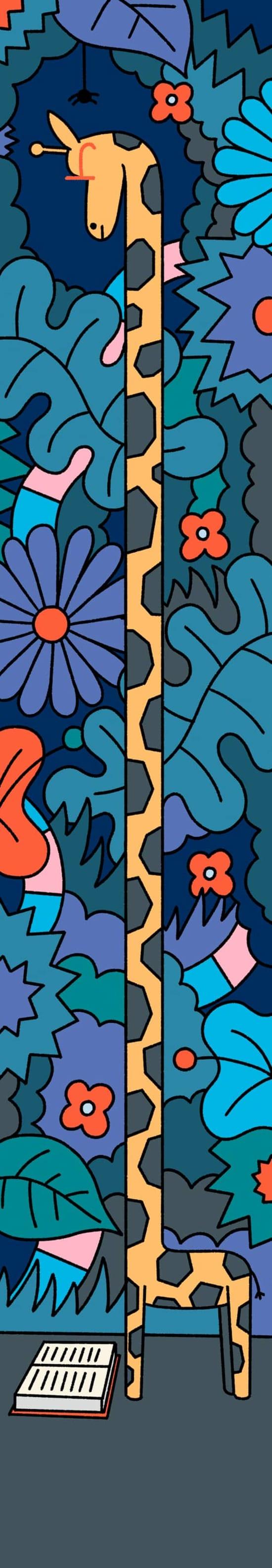 Illustration by Leon Edler