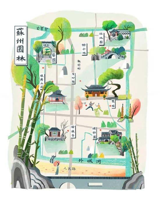 Illustration by Li Zhang