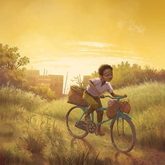 Illustration by Kayla Harren