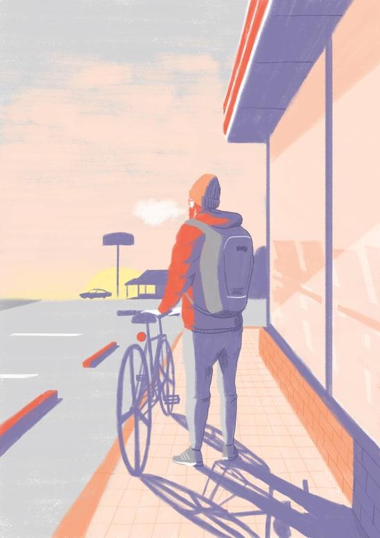 Illustration by Takahiro Suganuma