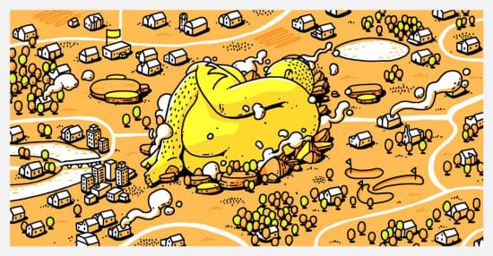 Illustration by Ronan Lynam