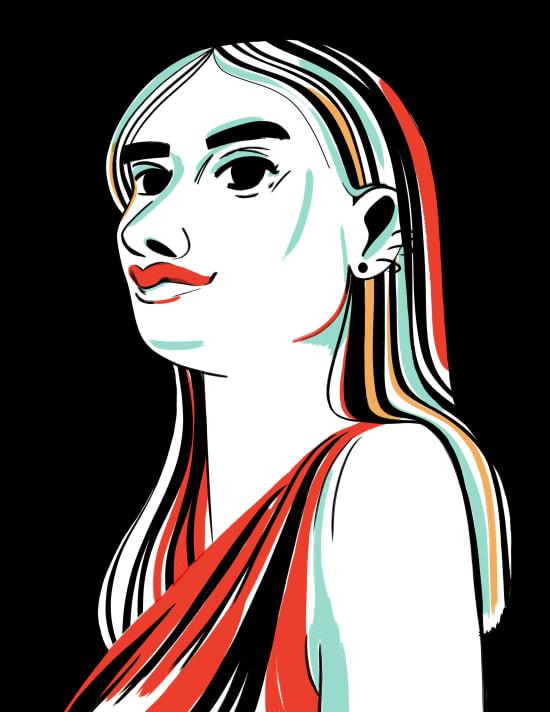 Illustration by Eugenia Mello