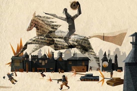 Illustration by Enrique Quintero