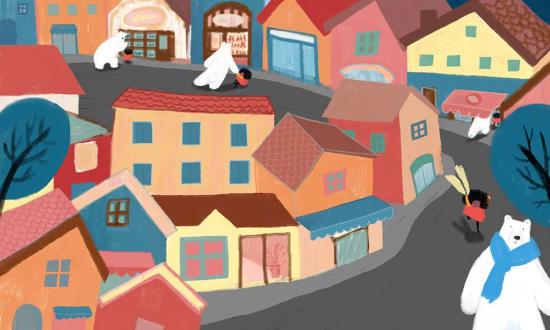 Illustration by Hsin-Yi Yao