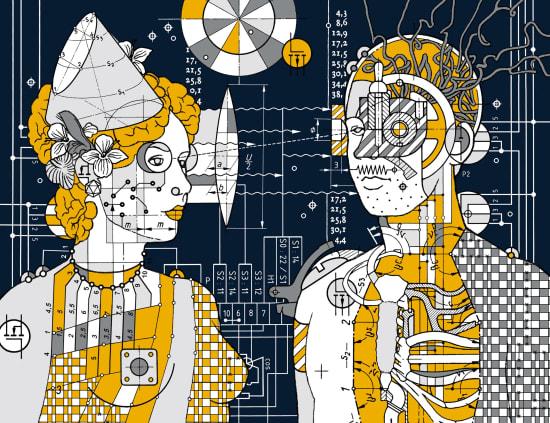 Illustration by Christian Gralingen
