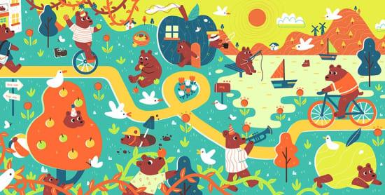 Illustration by Tinna Guo