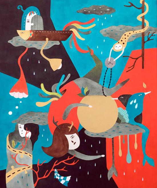 Illustration by Chien-Ju Lin