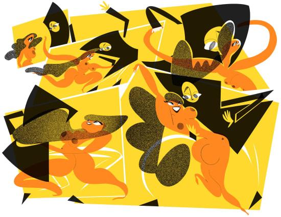 Illustration by Yadi Liu