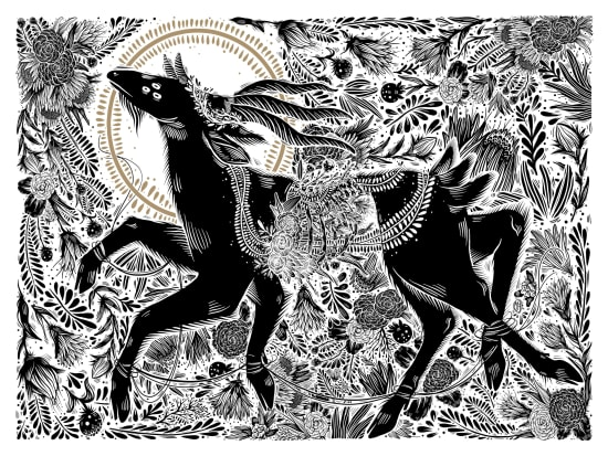Illustration by Huyu