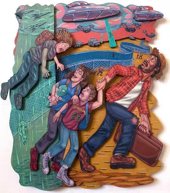 Illustration by John P. Dessereau