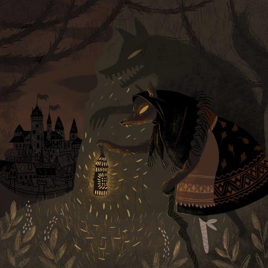 Illustration by Lilla Bölecz
