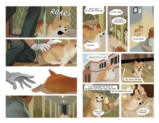 Illustration by Lidan Chen