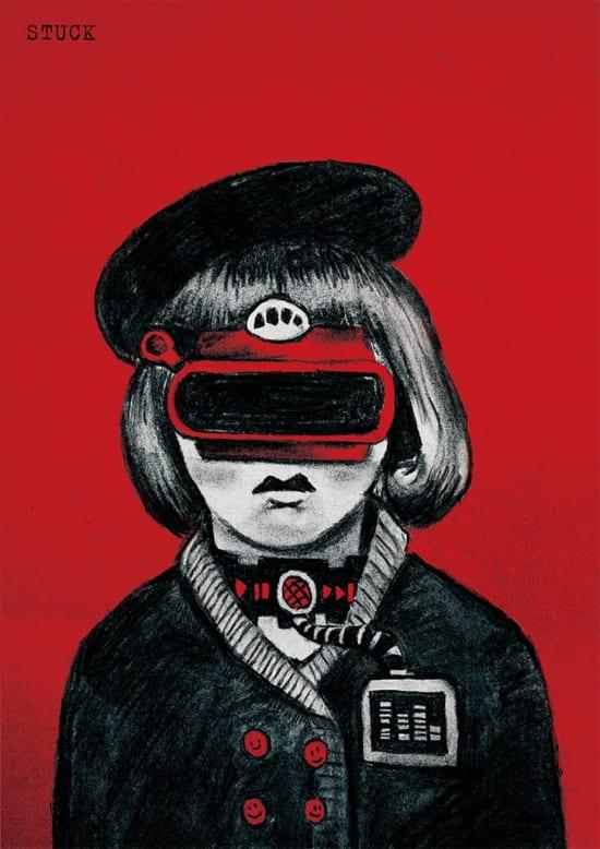 Illustration by Li-Miao,Chi