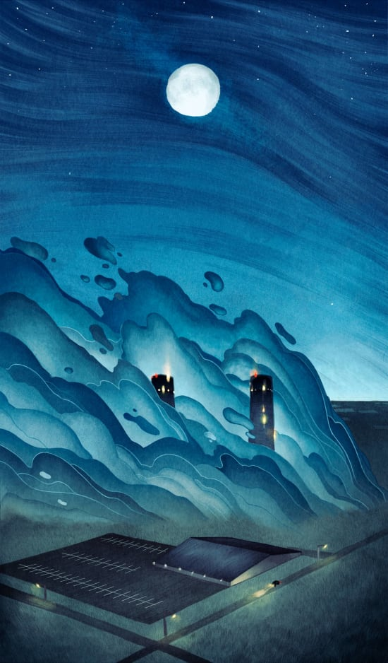 Illustration by Tim Durning