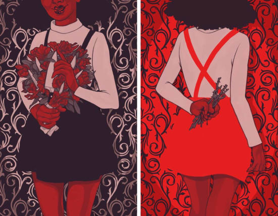 Illustration by Ashley Floréal