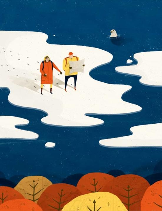 Illustration by Vanessa Iddon