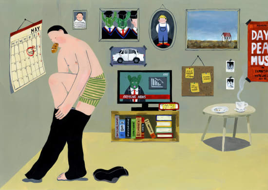 Illustration by Guhee Kim