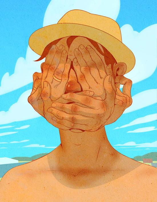 Illustration by Przemek Kotynski