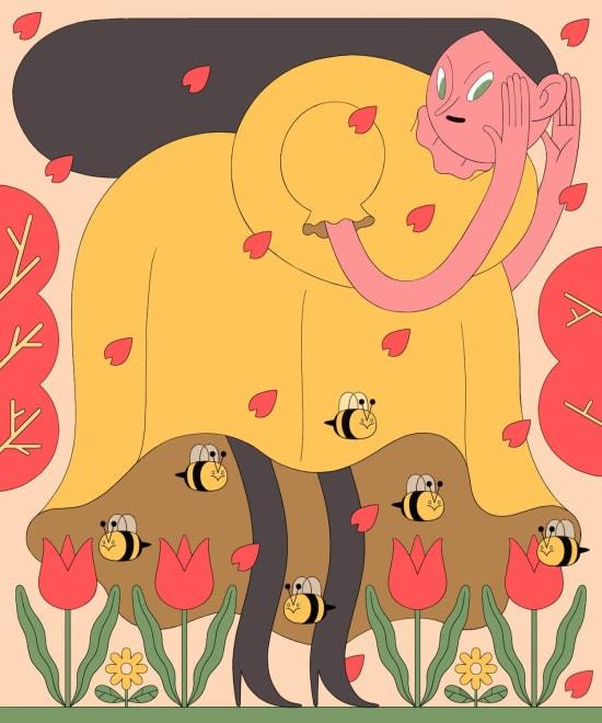 Illustration by Nan Lee
