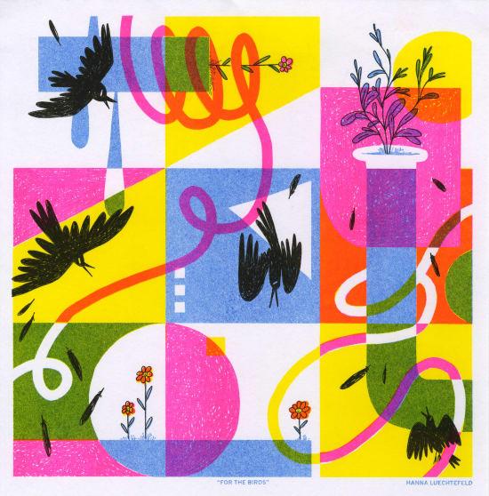Illustration by Hanna Luechtefeld