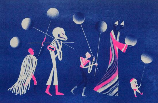 Illustration by Joseph Park