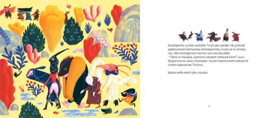 Illustration by Ilona Partanen