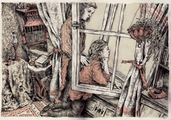 Illustration by Julia Sophie Plath
