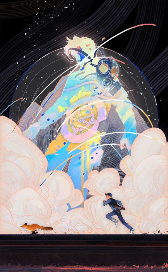 Illustration by Kiuyan (Qiuyuan) Ran