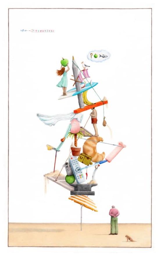 Illustration by Ufficio Misteri