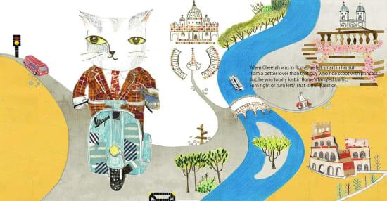 Illustration by Po-Shu Wang