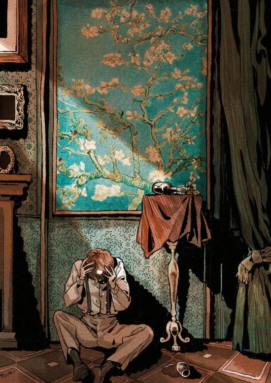 Illustration by Chendi Xu
