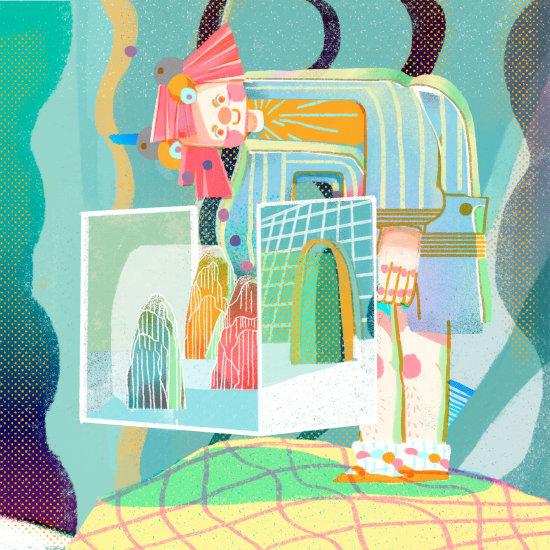 Illustration by Limi Zeng