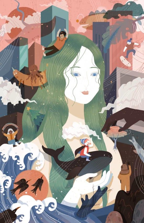 Illustration by Zoe Liu