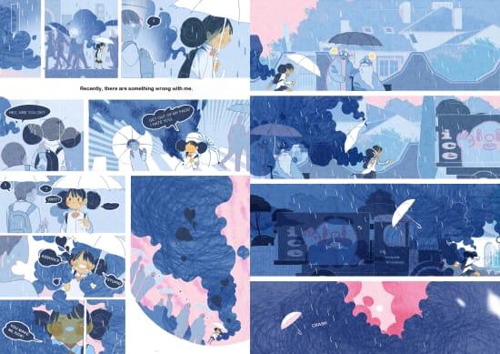 Illustration by Zhou Mingjing, Ren Qin