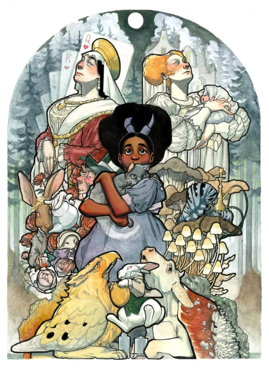 Illustration by Veronica Friesen