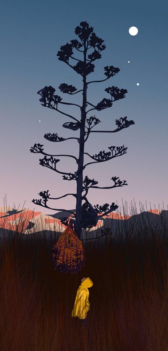 Illustration by Tobi Frank
