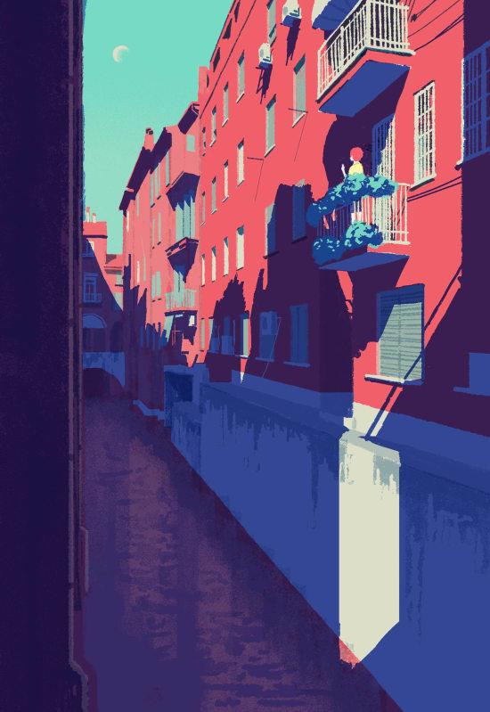 Illustration by Kazuhisa Uragami