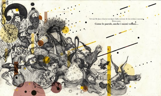 Illustration by Giulia Masia