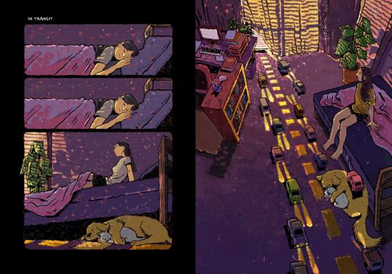 Illustration by Tianran Qu