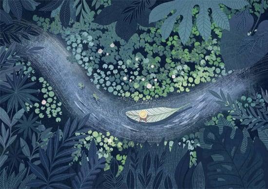 Illustration by Evie Zhu