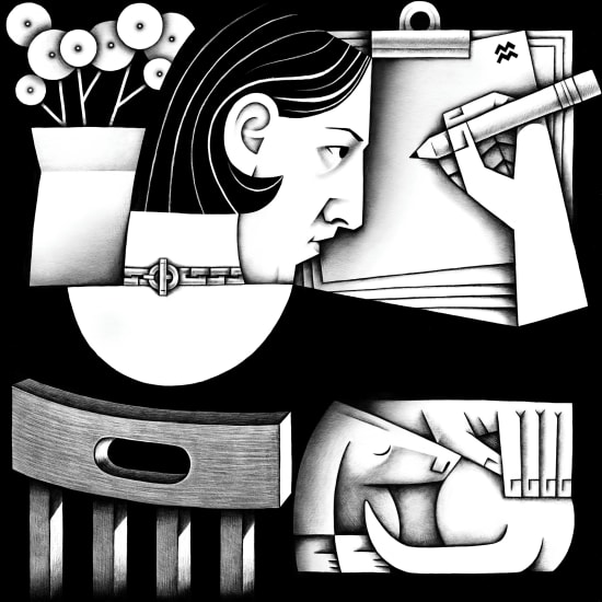 Illustration by Miriam Martincic
